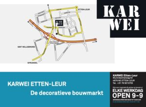 Karwei decoratieve Bouwmarkt (1)